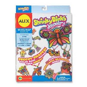 Alex Toys . ALX JEWELRY SHRINKY DINKS