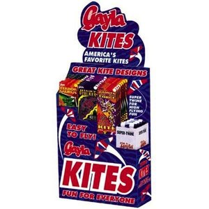 Gayla Industries . GAL DELTA KITES ASSORTED