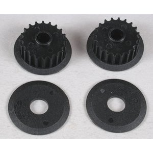 Traxxas Corp . TRA PULLEYS 20 GROOVE MIDDLE