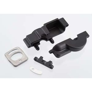 Traxxas Corp . TRA GEARBOX HOUSING/MTR PLATE
