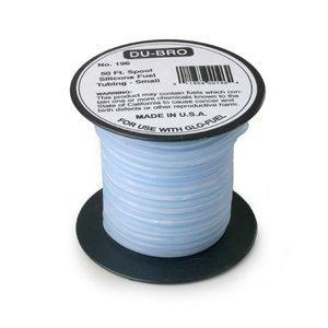 Du Bro Products . DUB SILICONE BLUE TUBING