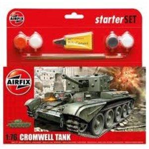 Airfix . ARX 1/76 Cromwell Cruiser Gift Set