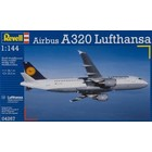 Revell of Germany . RVL 1/144 AIRBUS A320 LUFTHANSA