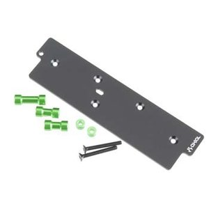 Axial . AXI LOW CG BATTERY/SERVO PLATE