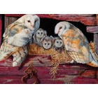 Cobble Hill . CBH BARN OWL PUZZLE (1000)