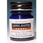 Testors Corp. . TES MM ACRYL GLOSS CLEAR BLUE