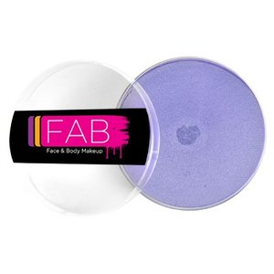 Fab . FAB AQUACOLOR PURPLE SHIMMER 16GM FACE & BODY PAINT