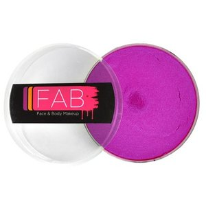 Fab . FAB AQUACOLOR MAGENTA SHIMMER 16GM FACE & BODY PAINT