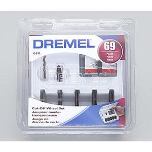 Dremel . DRE CUTTING KIT 69 PCS