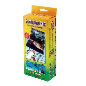 Woodland Scenics . WOO SAR SCULPTING KIT