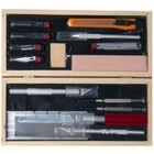 Excel Hobby Blade Corp. . EXL Deluxe Knife/Tool Set