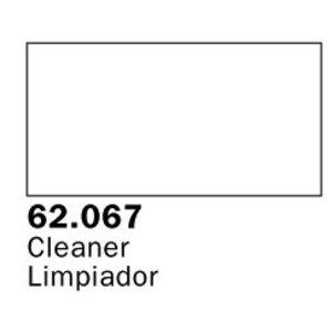 Vallejo Paints . VLJ CLEANER 60ML PREMIUM COLOR