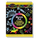 Melissa & Doug . M&D M&D SCRATCH ART SKETCH PAD