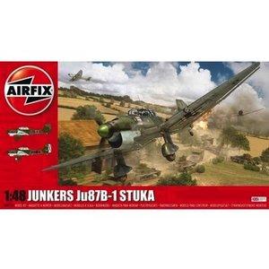 Airfix . ARX 1/48 JUNKERS JU87B1 STUKA