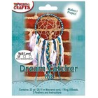 Pepperell . PEP DREAM CATCHER MACRAME KIT