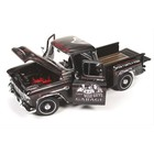 Auto World . AWD 1/18 55 CHEVY STEPSIDE PICKUP THREE STOOGES