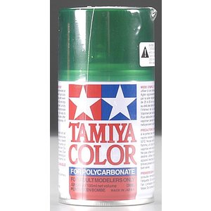 Tamiya America Inc. . TAM PS-44 TRANS GREEN SPRAY