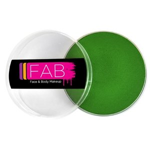 Fab . FAB AQUACOLOR GRASS GREEN 16GM FACE & BODY PAINT