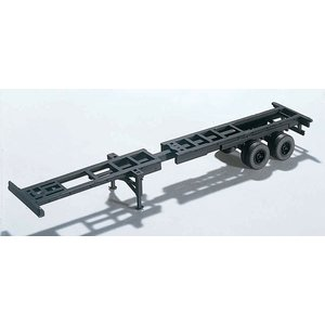 Walthers Own . WAL EXTD CONTAINER CHASSIS 2