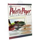 Royal (art supplies) . ROY 3 KNIVES PALETTE PAPER PAD