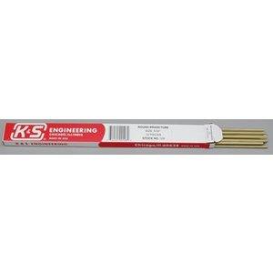 "K&S Engineering . K+S ROUND BRASS TUBE 5/32 X 12"""