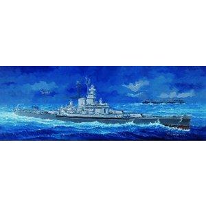 Trumpeter . TRM 1/350 USS MASSACHUSETTS BB-59