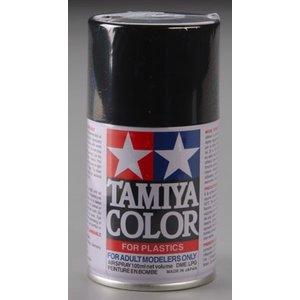 Tamiya America Inc. . TAM TS-29 SEMI-GLOSS BLACK