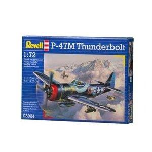 Revell of Germany . RVL 1/72 P-47 M THUNDERBOLT