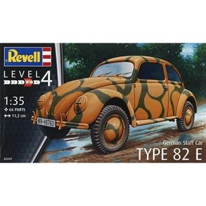 Revell of Germany . RVL 1/35 GER STAFF CAR TY82E