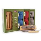 Authentic Knitting . AKN KNIT KIT W/TADPOLE AND DVD