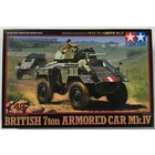 Tamiya America Inc. . TAM 1/48 Brit 7 Ton Armd Car