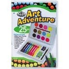 Royal (art supplies) . ROY ART ADVENTURE 25PC PENCIL