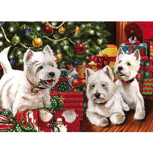 Cobble Hill . CBH UNDER THE TREE 1000PC PUZZLE