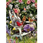 Outset Media . OUT Summer Adirondack Birds <br /> 1000Pc Puzzle