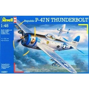 Revell of Germany . RVL 1/48 P-47N THUNDERBOLT