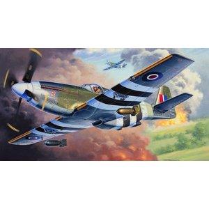 Revell of Germany . RVL 1/48 P-51B MUSTANG MK.III