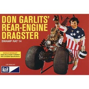 MPC . MPC 1/25 DON GARLITS SWAMP RAT 14 DRAGSTER