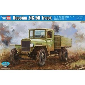 Hobby Boss . HOS 1/35 RUS ZIS-5B TRUCK