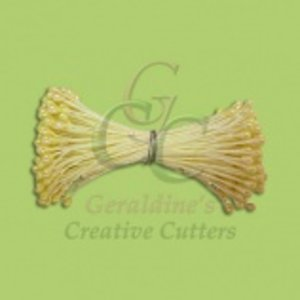 Creative Cutters . CRC PEARLIZED STAMENS - YELLOW