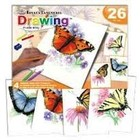 Royal (art supplies) . ROY SRAWING BUTTERFLIES BOX SET