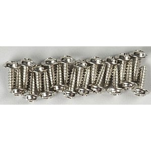 Associated Electrics . ASC M3X10MM BUTTON HEAD PHILLIPS TAP SCREW