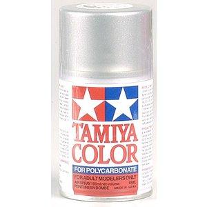 Tamiya America Inc. . TAM PS-36 TRANS SILVER SPRAY