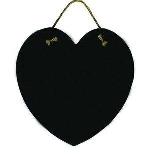 Pepperell . PEP REAL SLATE BOARD HEART 6X6