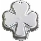 Wilton Products . WIL PAN SHAPED SHAMROCK
