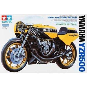 Tamiya America Inc. . TAM 1/12 YAMAHA YZR500 GP