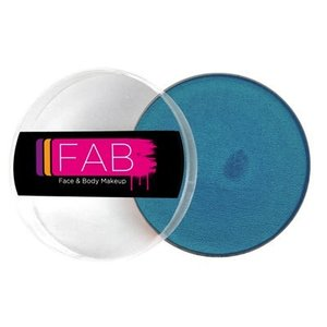 Fab . FAB AQUACOLOR LONDON SKY SHIMMER 45GM FACE & BODY PAINT