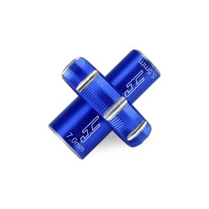 J Concepts . JCO 5.5/7.0Mm Combo Thumb Wrench Blue