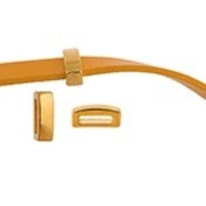 John Bead Corporation . JBC SLIDER BAND SMOOTH GOLD