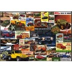 Eurographics Puzzles . EGP ADVERTISING JEEPS PUZZ 1000