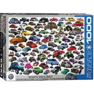 Eurographics Puzzles . EGP WHATS YOUR BUG PUZZ 1000